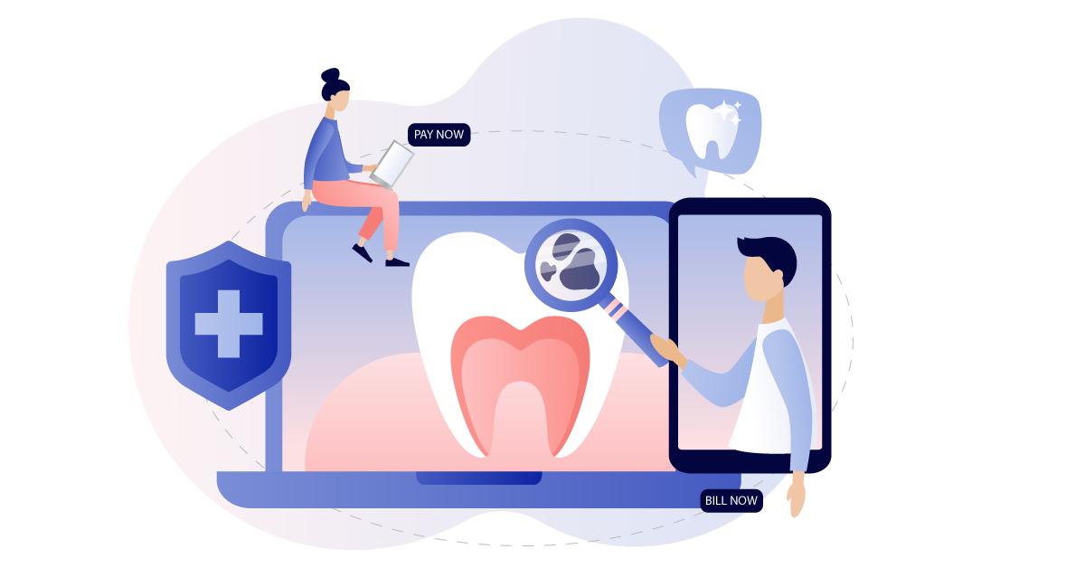 Teledentistry or In-Person Dental Visits: Where Do Insurance Reimbursements Apply?