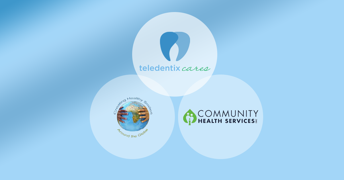 Teledentix Cares Software Grant Program Extended for Organizations Performing Mobile & Teledentistry Services for the Underserved